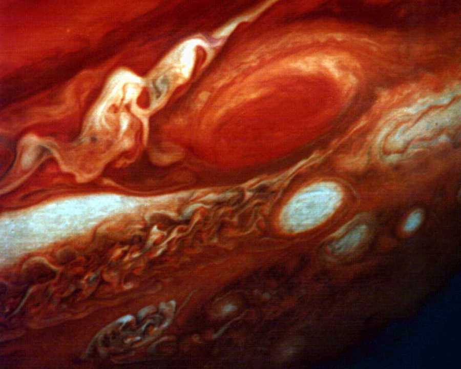planet jupiter surface - photo #48